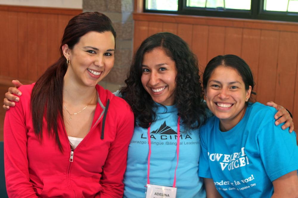Karla, Adelina & Sonia, 2012