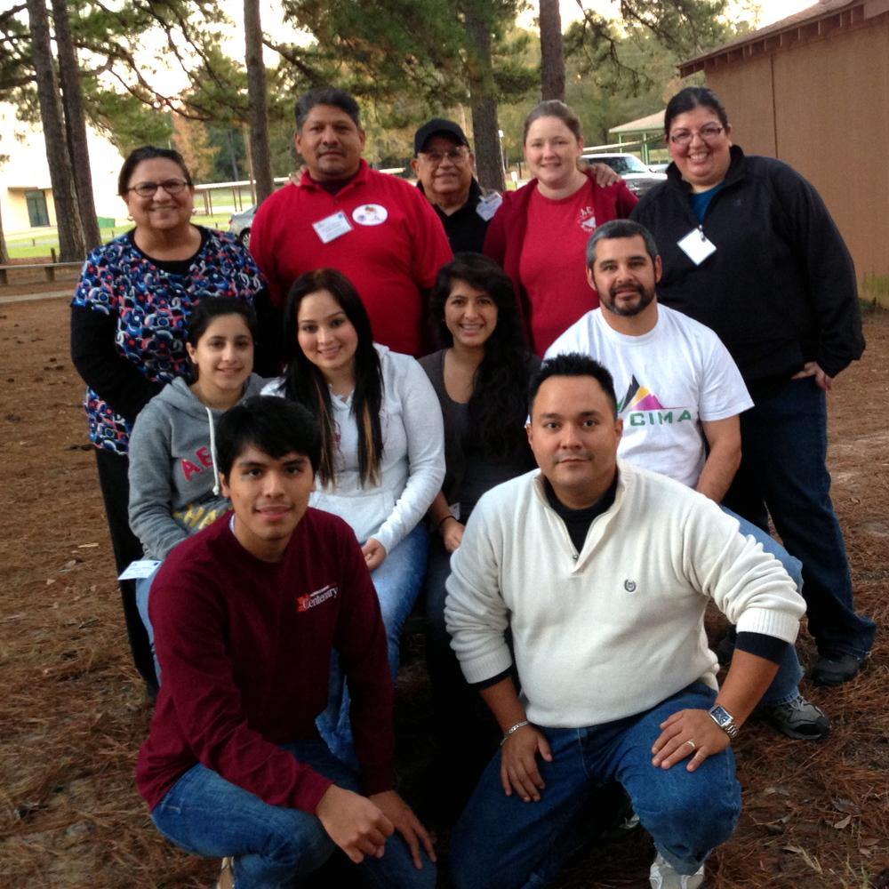 La Cima Staff, November 2012