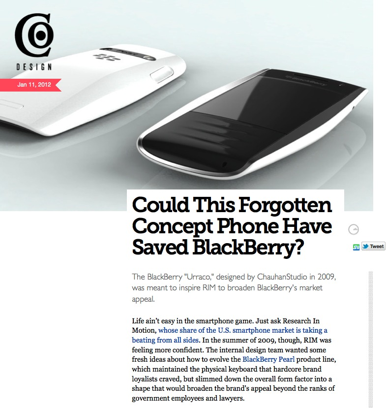 Last Fall I contacted John Pavlus of Fast Company's Co. Design with a story idea, here is the result.