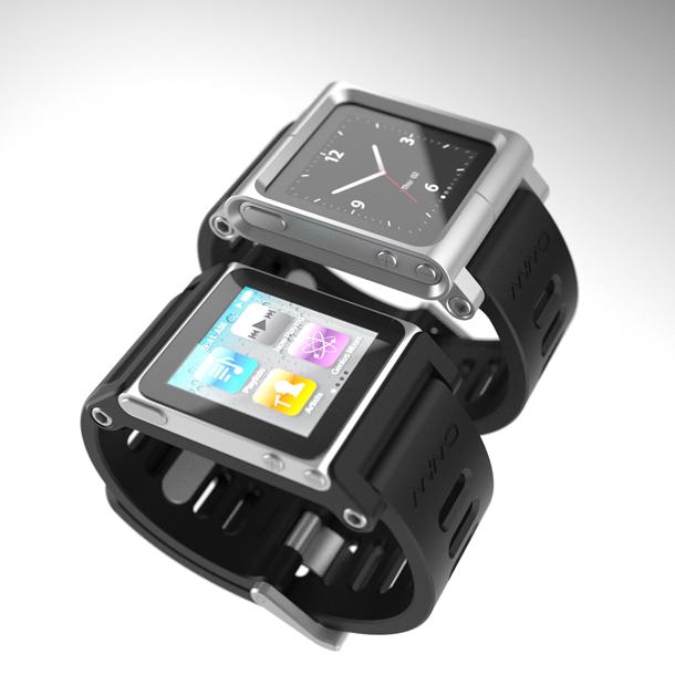 Scott Wilson's iPod Nano Watch Breaks Kickstarter Records, Raises $275K in a Week. Read about it on the Fast Company Design blog.