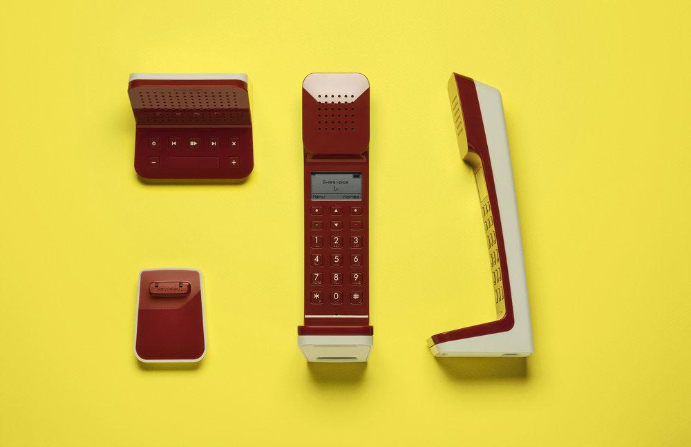 Mastermind / Concept / Creative Direction / Product Design / Development / Website / PR    L7 telephone    view product