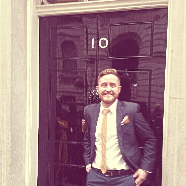 Dan was recently invited to 10 Downing Street to discuss Fourth Wall and the community projects that we've ran. Ohhhh fancy!