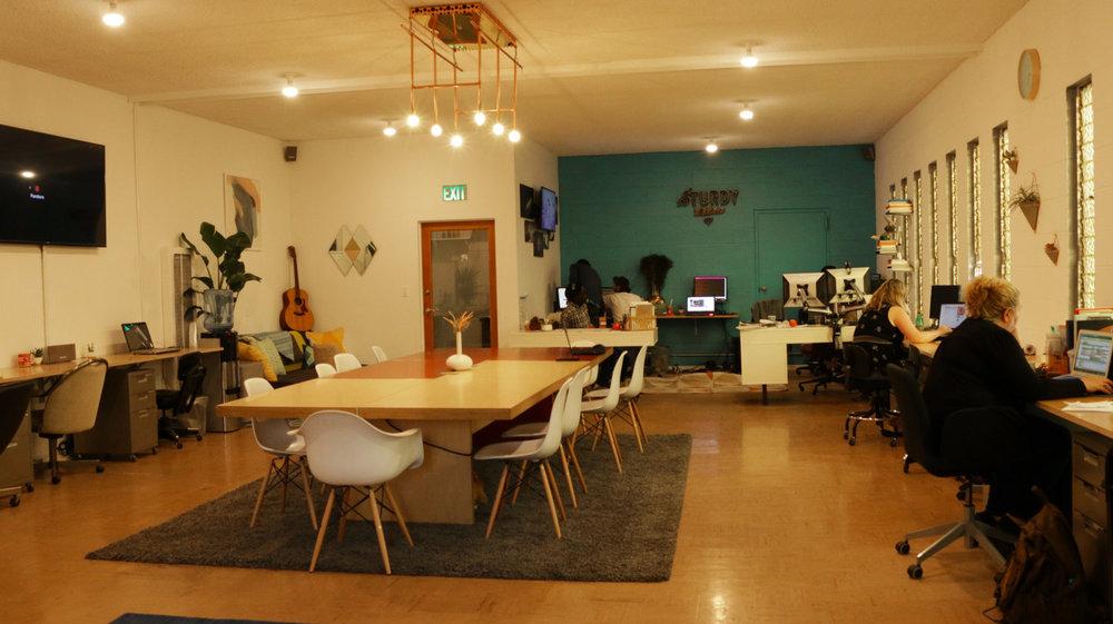 Colab room