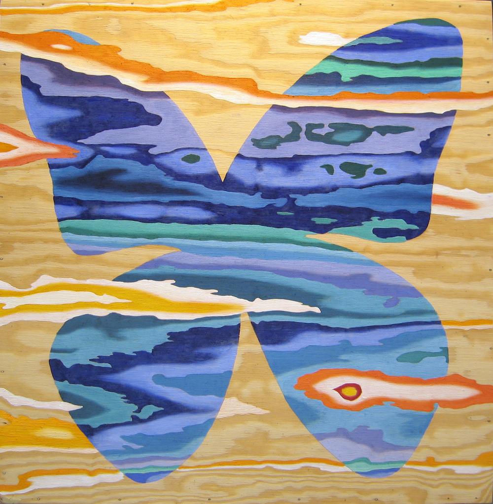 Blue Morpho, 2006