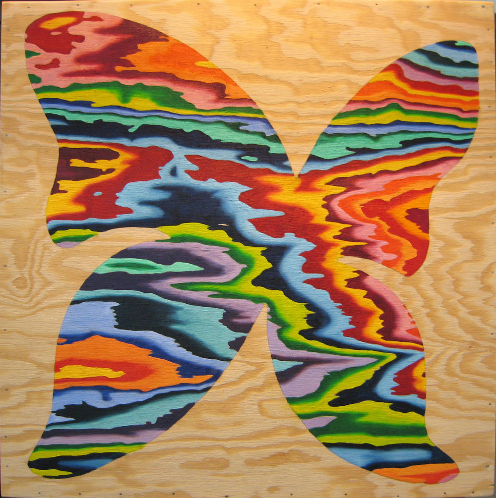 Rainbow Butterfly, 2006