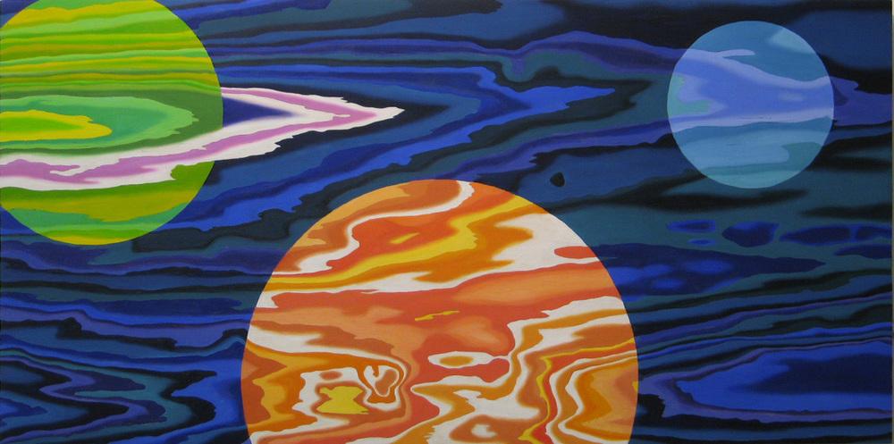 Three Planets, 2007