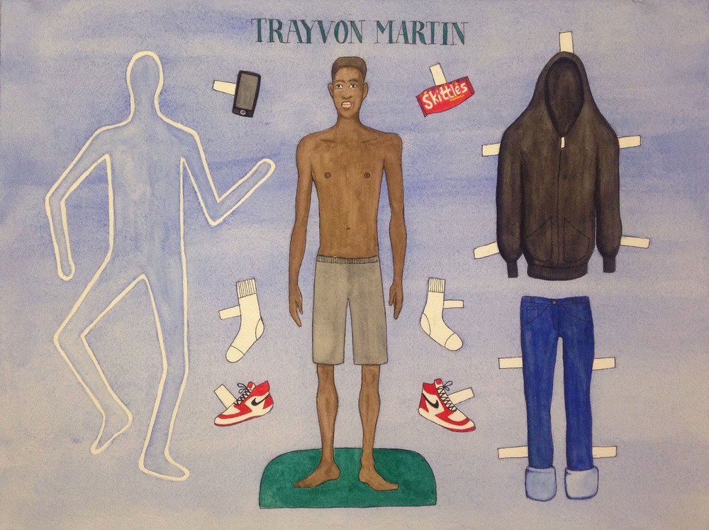 Trayvon Martin, 2015