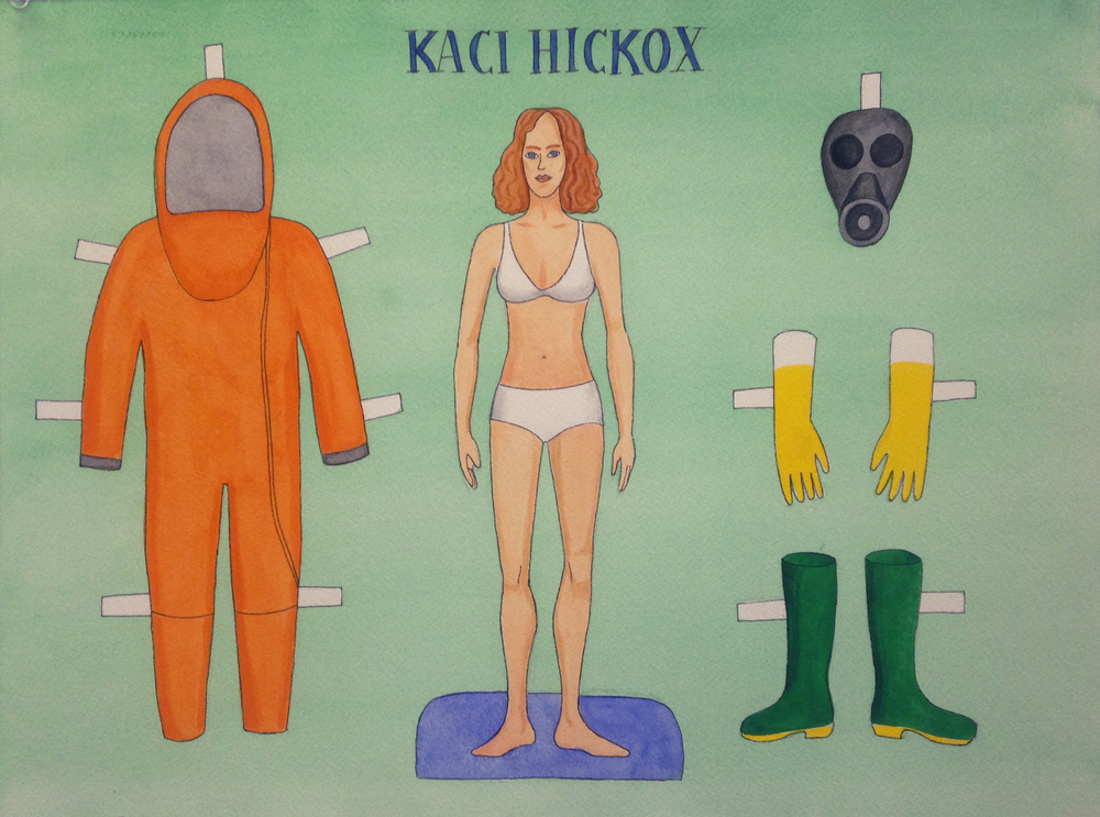 Kaci Hickox
