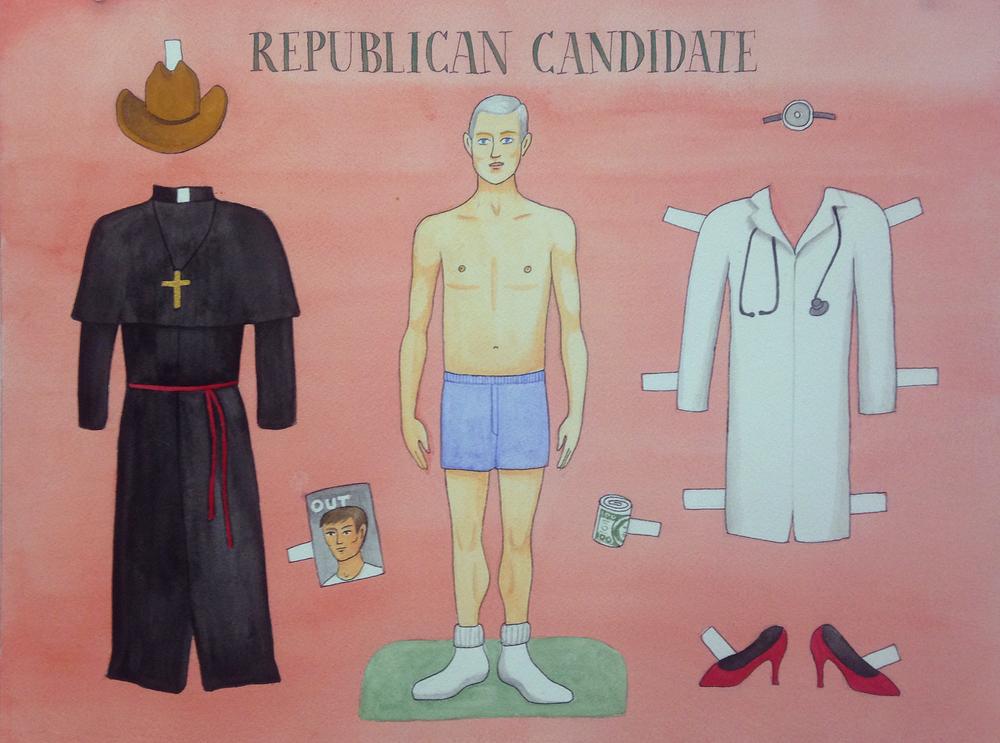 Republican Candidate, 2015