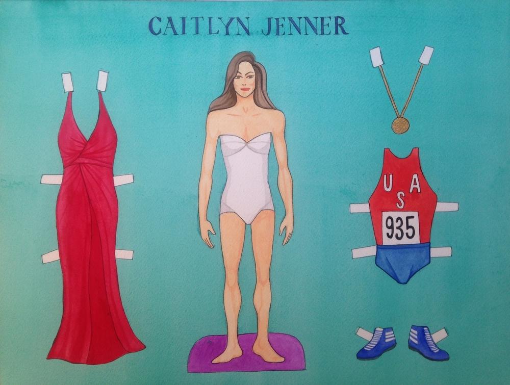 Caitlyn Jenner, 2015