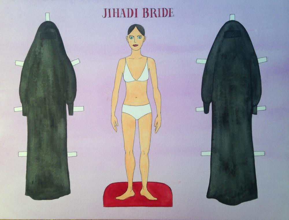 Jihadi Bride, 2015