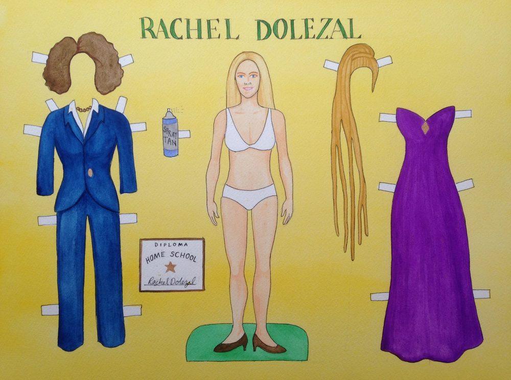 Rachel Dolezal, 2015