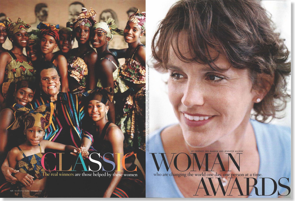 Traditional Home Magazine, Classic Woman Awards