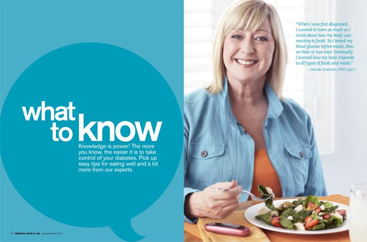 Diabetes: What to Eat