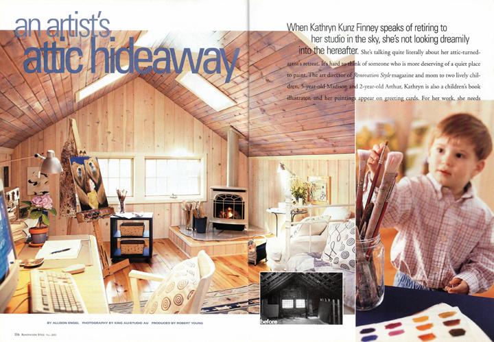 Renovation Style Magazine