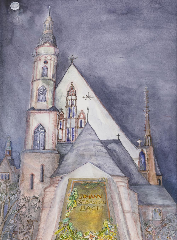 Leipzip Thomaskirche