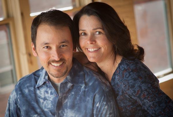 Kevin & Clare Kubota