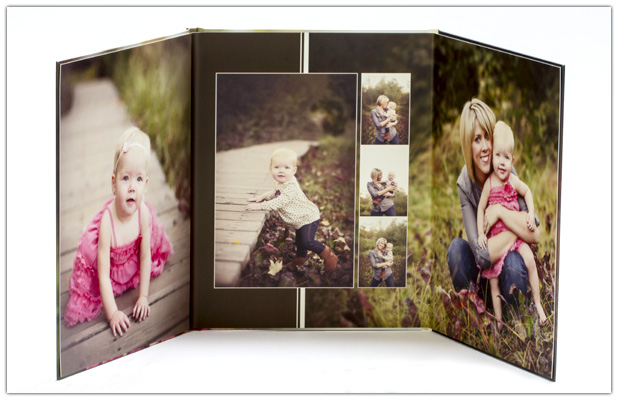 New - ART LAYFLAT FOLIO/TRI-FOLIO