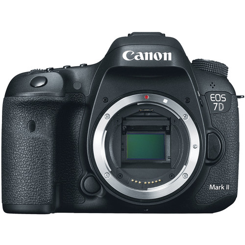 The spanky new EOS 7D Mark II