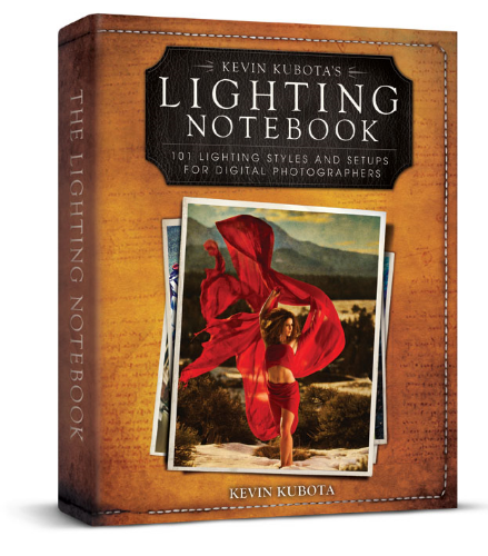 Check out my Lighting Notebook for 101 different lighting setups, thoughtfully documented for your educational splendor. An Amazon award-winner!
