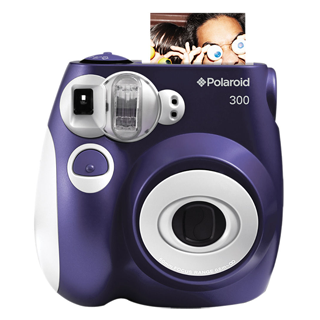 It's like Instagram, but in real life! If you have a sharpie, you can even tag your friends and leave a caption. Be an early adopter of the technology of the future, and grab a polaroid instant camera.