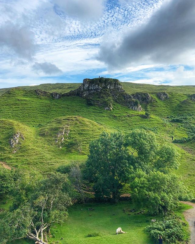 #fairyglen #isleofskye #scotlandhighlands #scotland