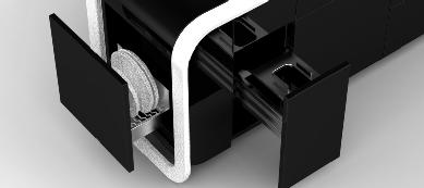 Dishwasher and Trash Bag Frame