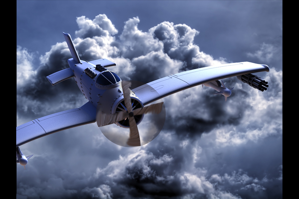 WWII Fighter