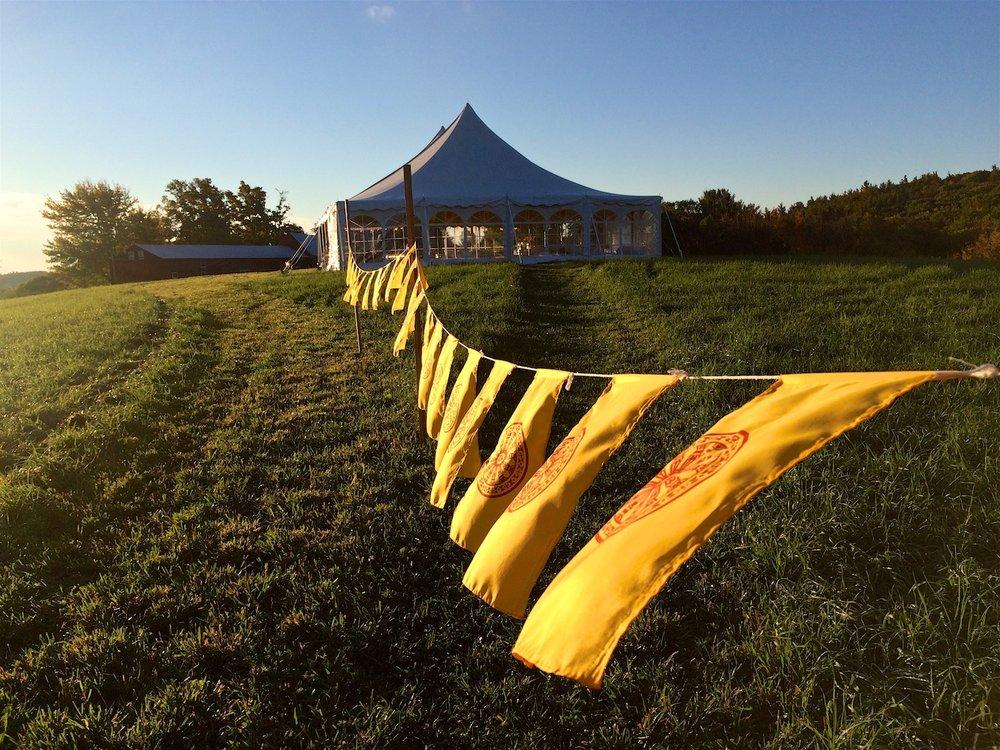 Kathina Tent.jpg