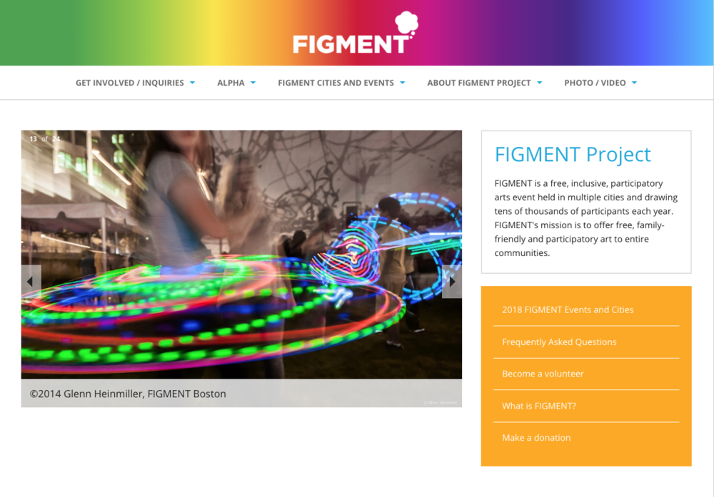 DESIGNERGENERAL SUPPORT - FIGMENT DC