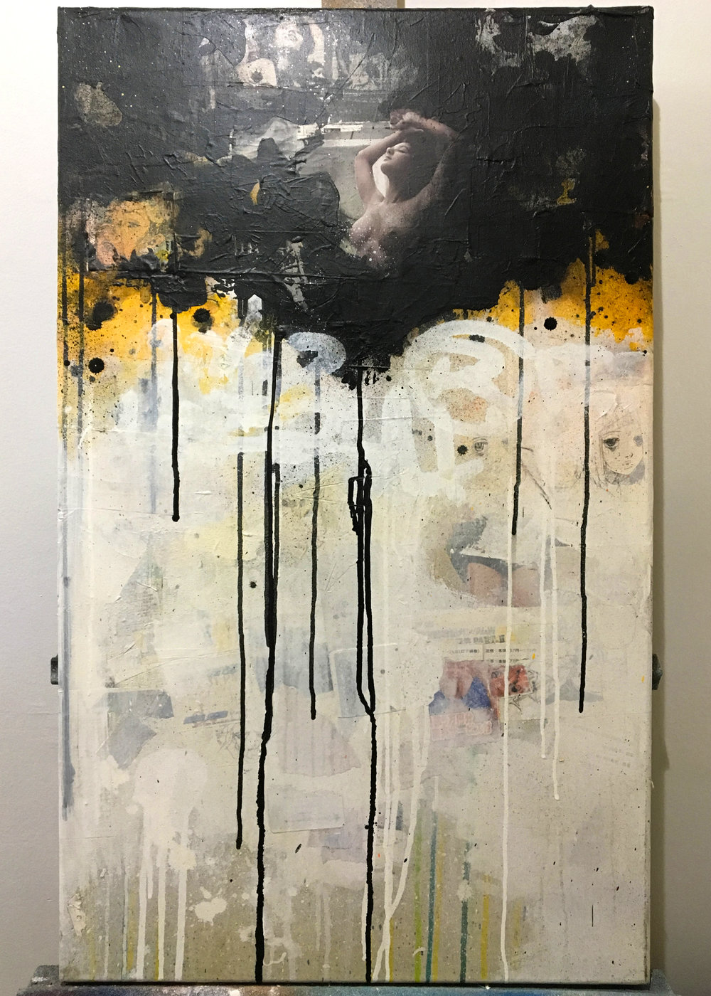 Possible Entry 2 - Yellow Canvas (New - in progress)