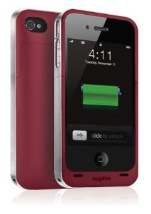 Mophie Red