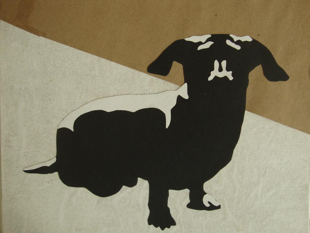 Inside of a dog No.1 (2012)