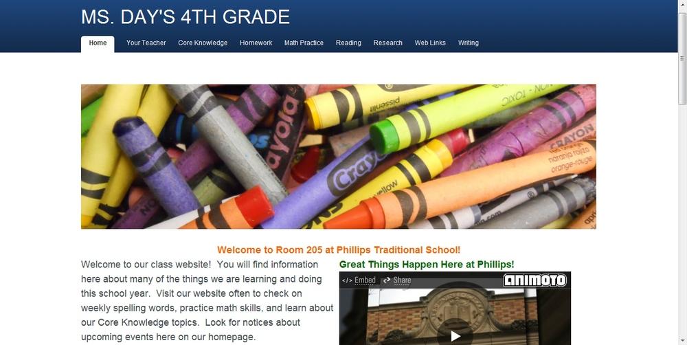 Classroom Website Ideas ~ How to create a classroom website — edgalaxy cool stuff