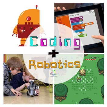 This eBook is a great starting point for teachers looking to get started with computational thinking, coding and robotics. Click image to access.
