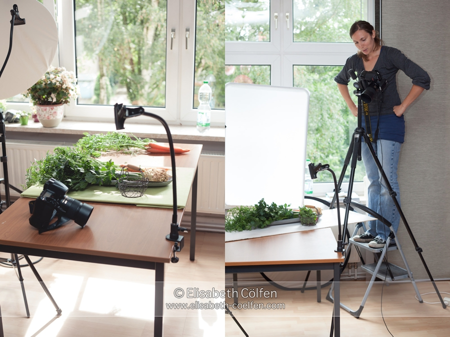 Coaching Foodfotografie