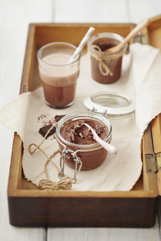 Mousse au chocolat - foodphotolove.de