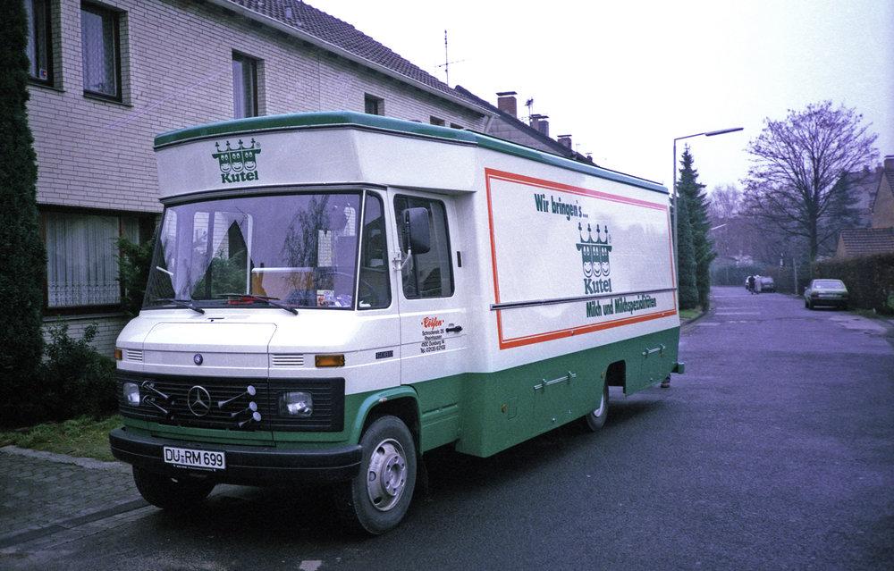 verkaufswagen -