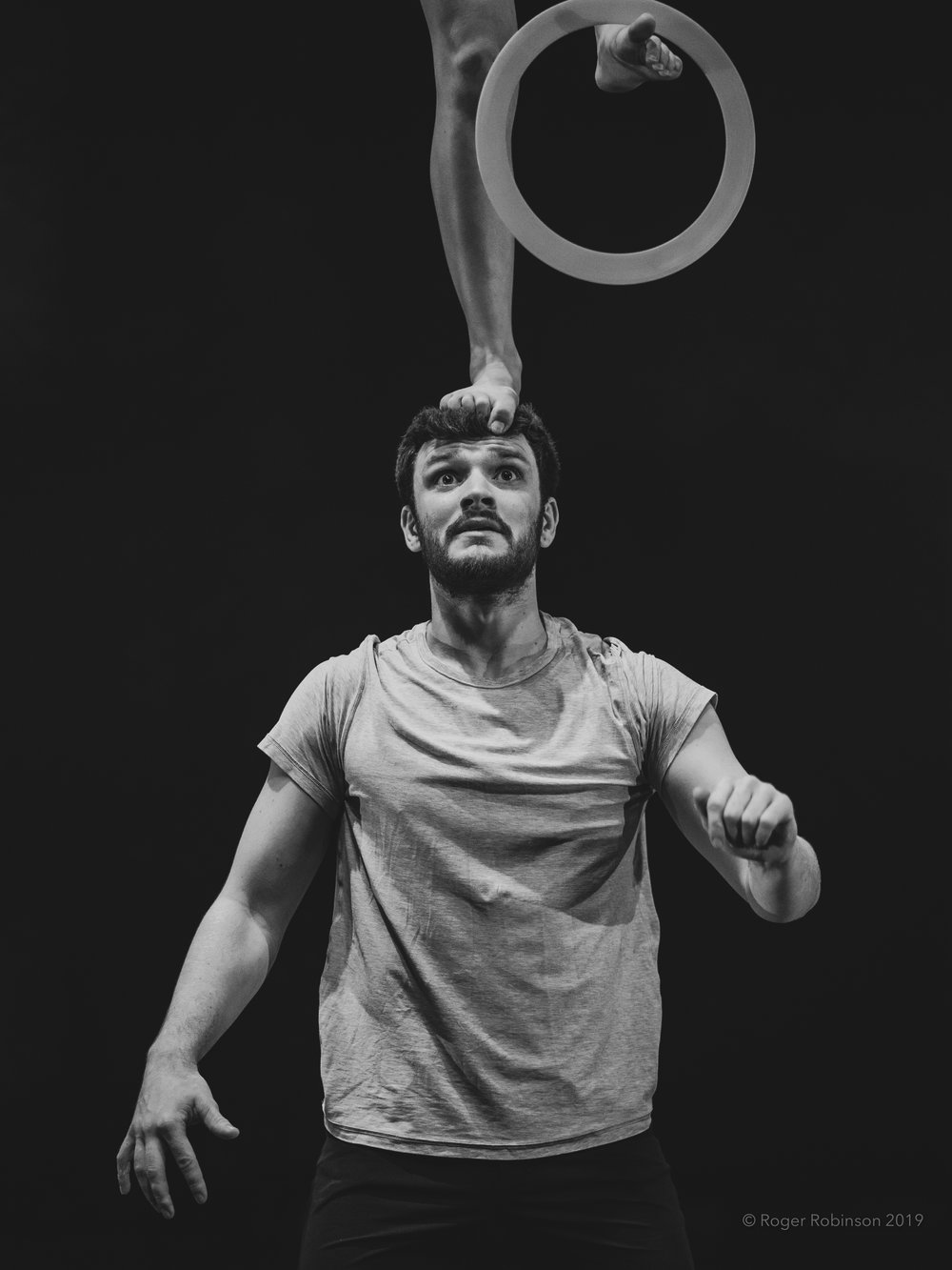 3rd Year Degree devised pieces, April 2019.