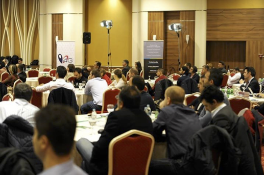 Participants at the #PrishtinaFTW event. Prishtina, Kosovo