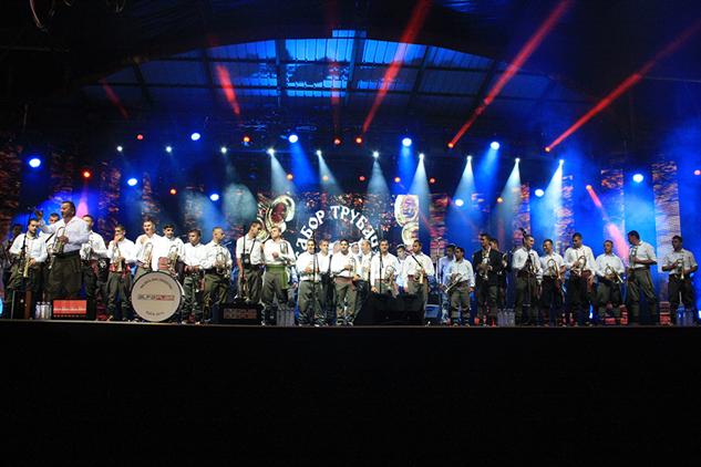 Guca Trumpet Festival (Guca, Serbia)