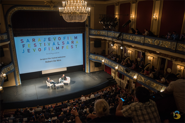 Sarajevo Film Festival (Sarajevo, B&H)
