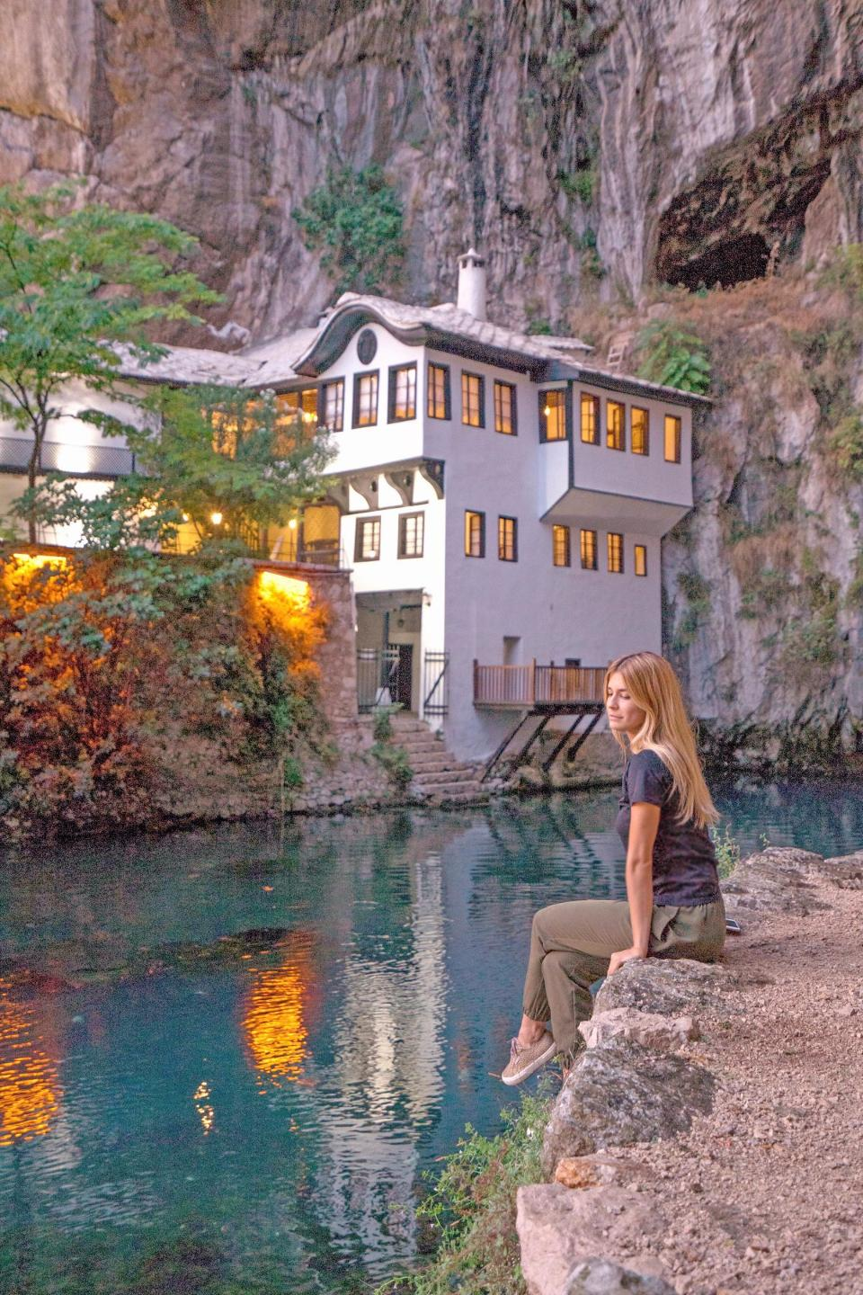 Bosnia offers European vacation style, for less. Photo credit: Hande Cilek.