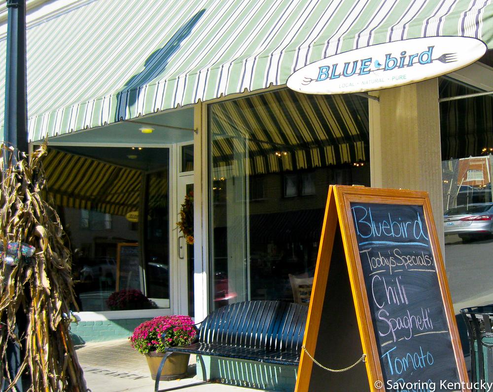 Bluebird Café, Stanford, Kentucky