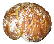 Homemade Lahey-Bittman bread