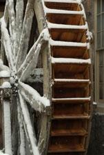 Grist Mill Wheel
