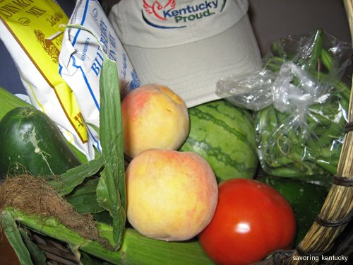 Kentucky's Proud Bounty, from Governor's Dinner