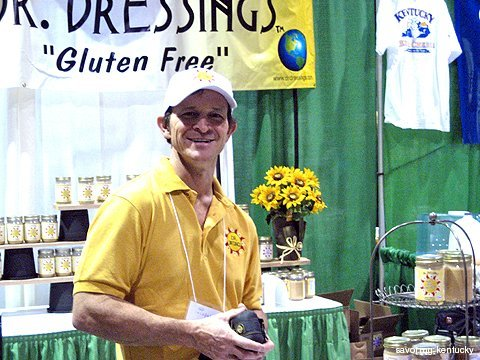Mark Docter, producer of fine bottled dressings