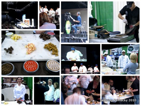 Images from Incredible Food Show 2010, Day 1, Kentucky