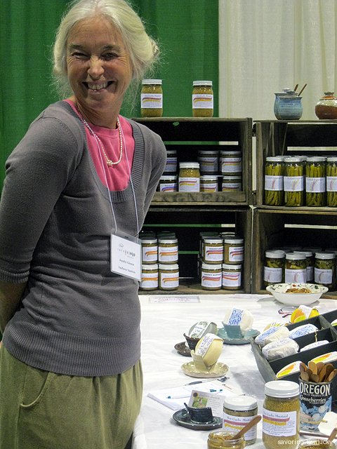 Jennifer Gleason of Sunflower Sundries, Mt. Olivet, Kentucky